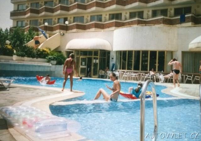 Hotel H TOP Royal Sun Santa Susanna Španělsko 3