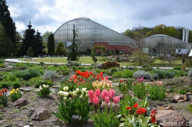 Botanická zahrada Teplice 12