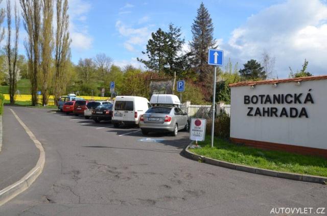 Parkování - Botanická Teplice
