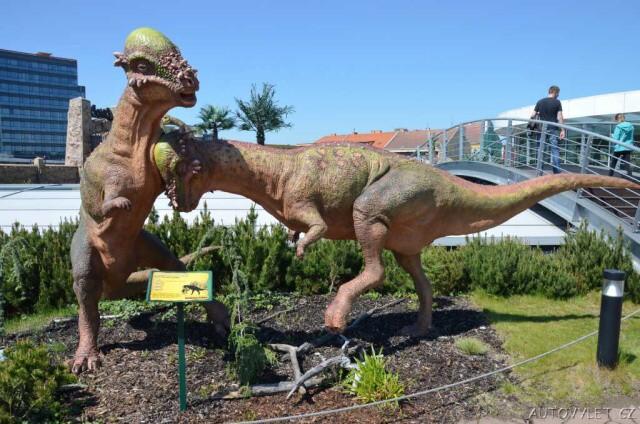Dinopark Praha - Galerie Harfa 11