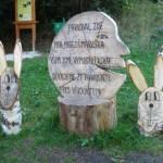 Lesní bar Horní Lipová Jeseník 8