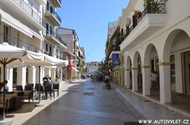 Město Zakynthos Řecko 7