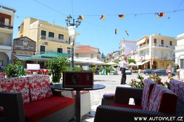 Město Zakynthos Řecko 12