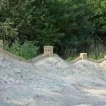Sochy z písku - písečný svět v Lednici 2