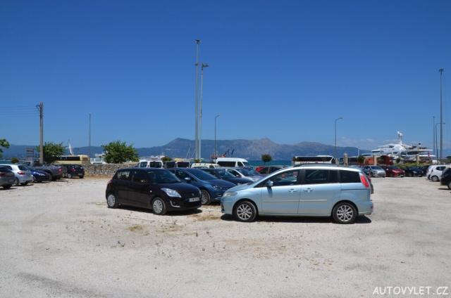 Kerkyra - Řecko Korfu 1