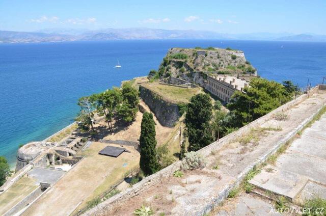 Kerkyra - Řecko Korfu 21