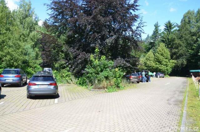Parkování Bastei