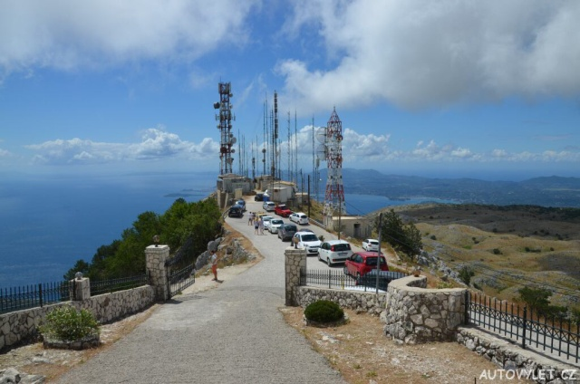 Pantokrator - nejvyšší hora Korfu 22