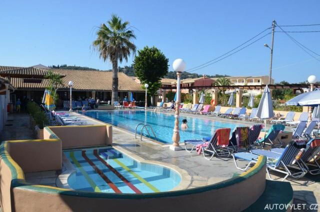 Summertime hotel Sidari - Korfu Řecko 2