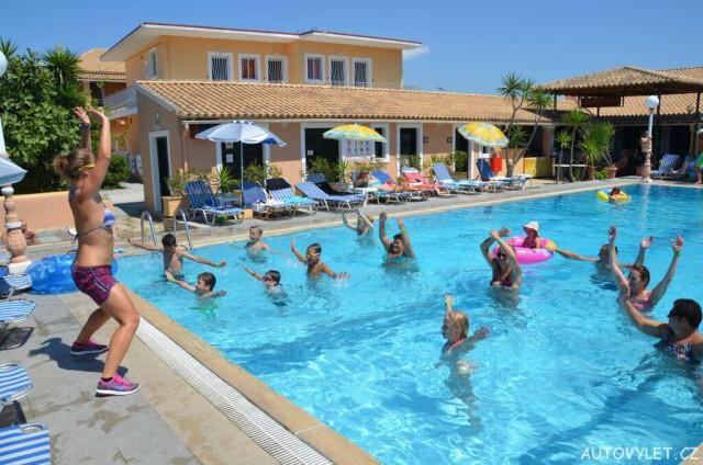 Summertime hotel Sidari - Korfu Řecko 4