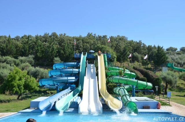 Hydropolis - aquapark v Acharavi 6