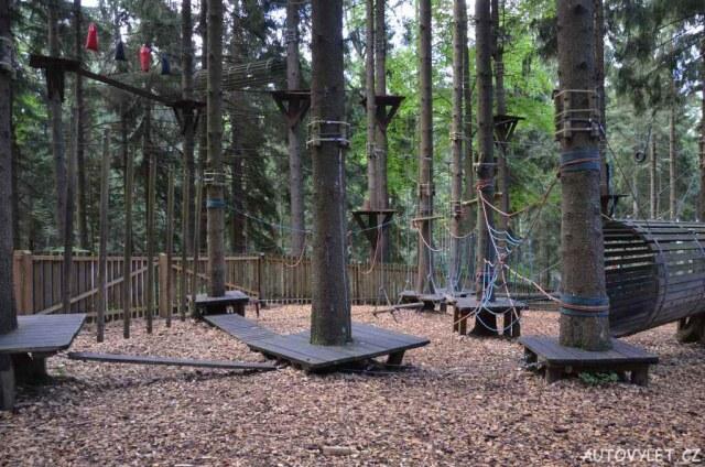 Lanový park Libín 16