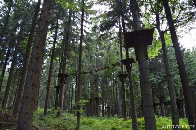 Lanový park Libín 18