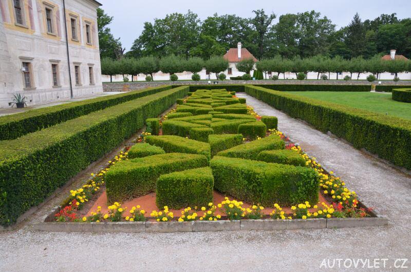 Státní zámek Kratochvíle 17