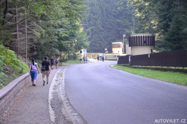 Cesta k Pravčické bráně