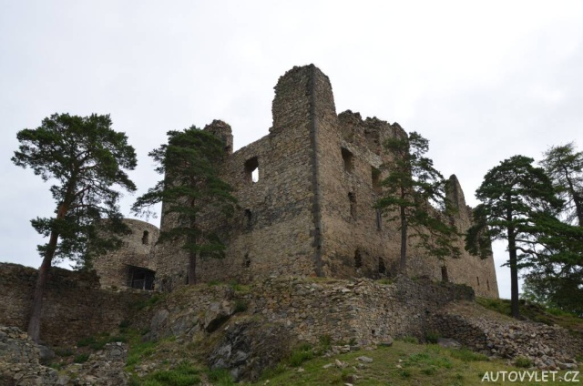 Helfenburg hrad zřícenina 28