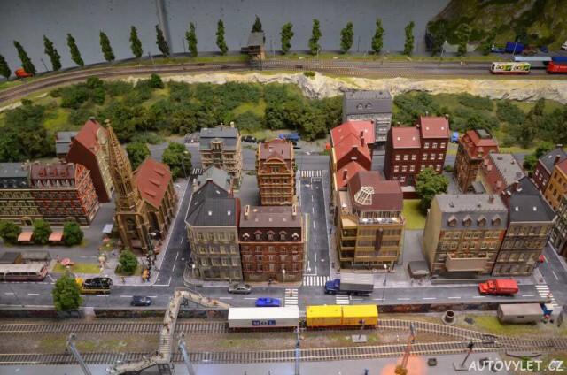 Království železnic Praha 12
