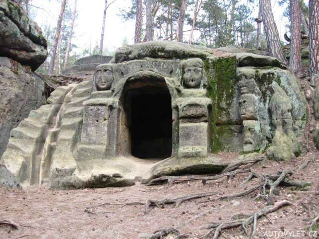 Jeskyně Harfenice