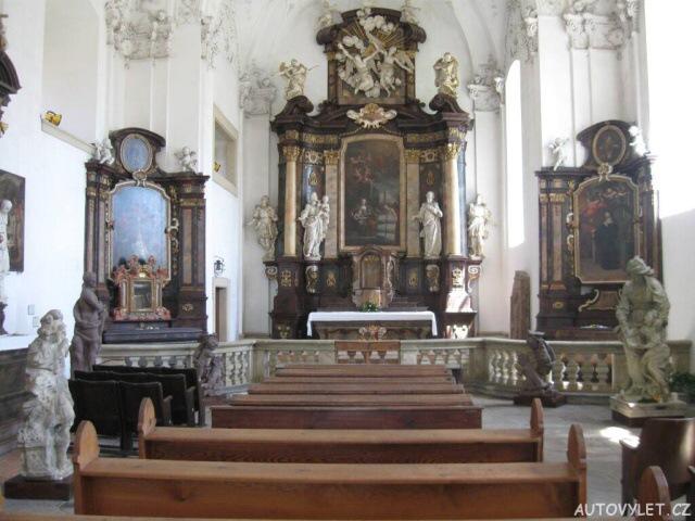 Státní zámek Mnichovo Hradiště 12