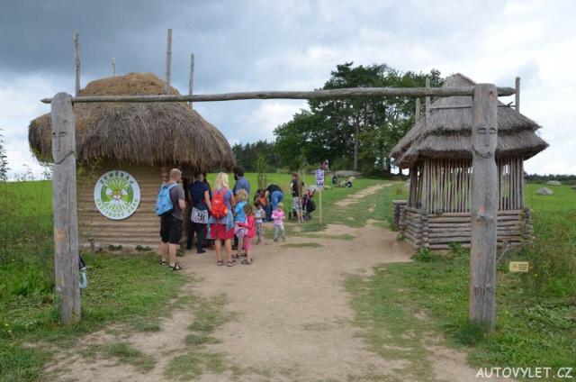 Zeměráj Kovářov - zážitkový park 2