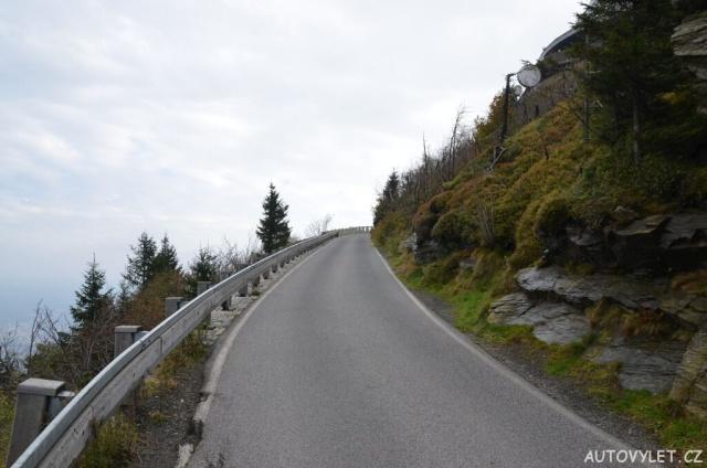 Cesta na Ještěd
