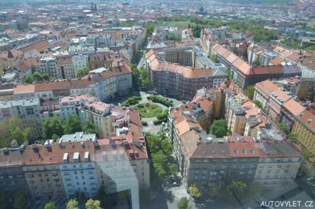 Žižkovská věž v Praze 4