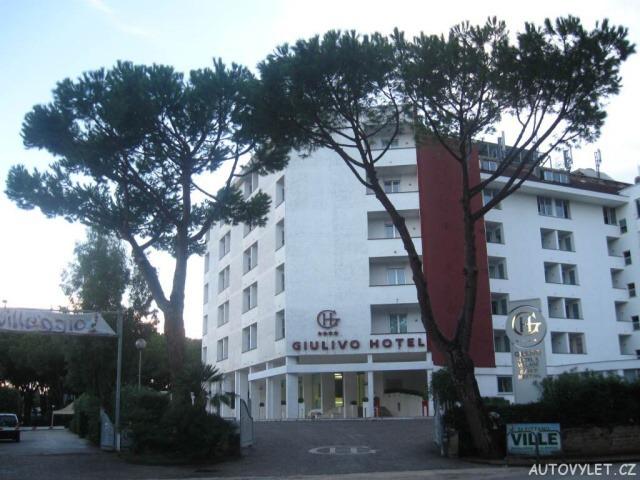 Giulivo hotel - Baia Domizia Itálie