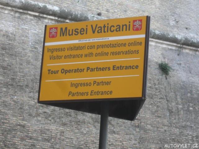Muzea ve Vatikánu