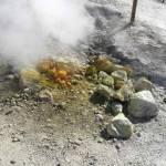 Sopka Solfatara Itálie 10
