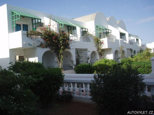 Hotel Miramar Djerba Tunisko 2