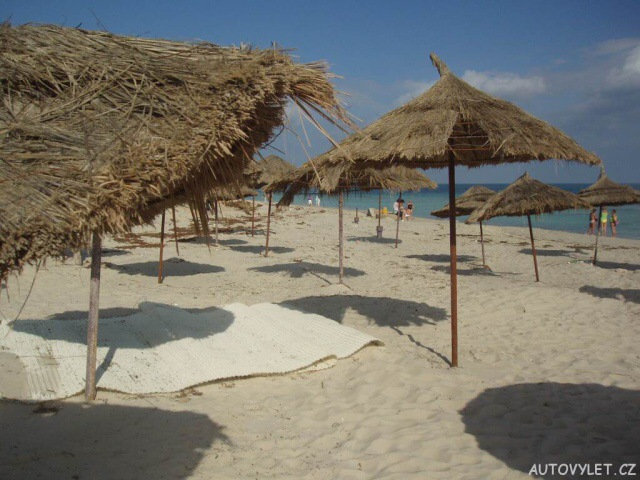 Hotel Miramar Djerba Tunisko 10