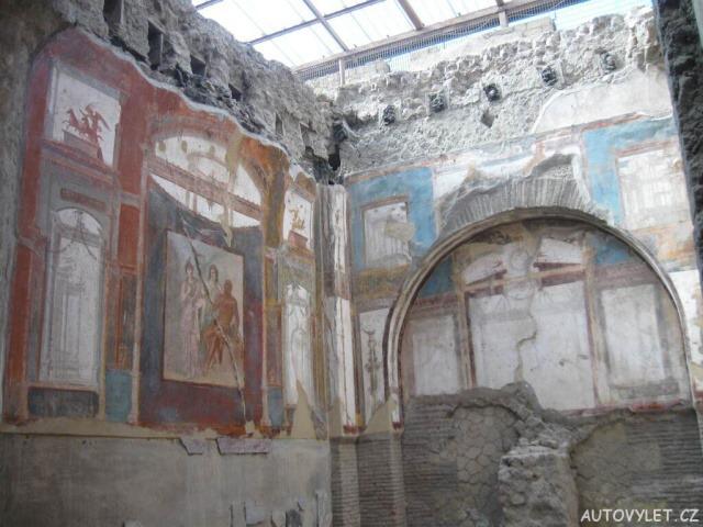Herculaneum Itálie 12