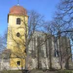 Gotický chrám Panenský Týnec 1
