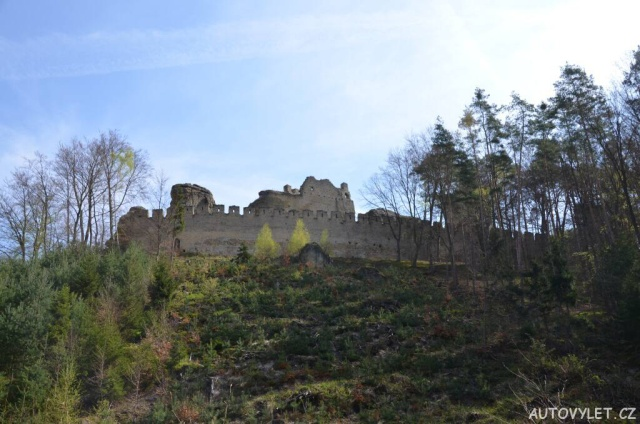 Hrad Helfenburk u Úštěka 8