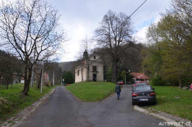 Parkování - Hrad Osek - Rýzmburk 16