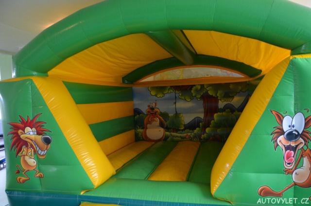 Jungle arena Most - dětská herna 5
