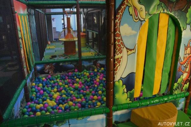 Jungle arena Most - dětská herna 12