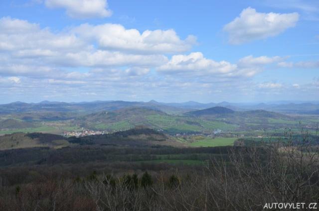 Rozhledna Strážný vrch u Merboltic 21