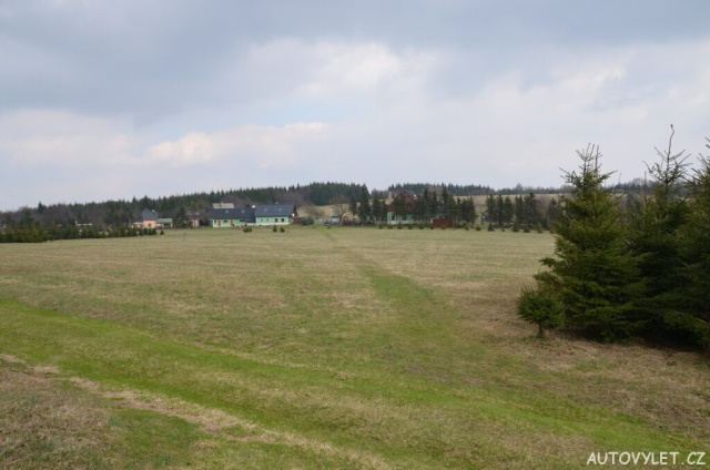 Rozhledna Vlčí hora u Oseka 5