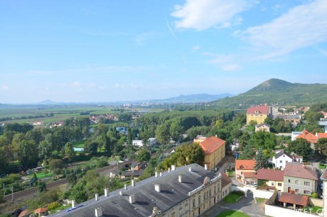 Vyhlídková věž u katedrály sv. Štěpána Litoměřice 3
