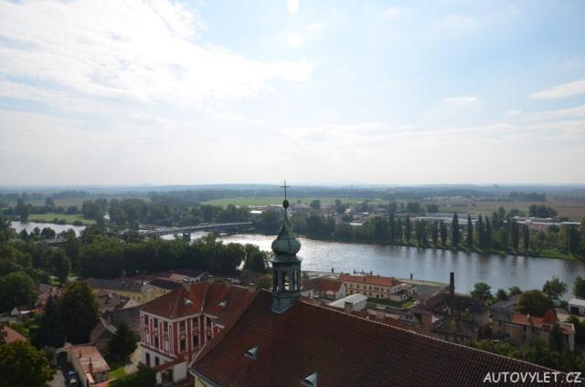 Vyhlídková věž u katedrály sv. Štěpána Litoměřice 9