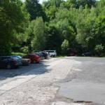 Parkování - Zámek Jezeří
