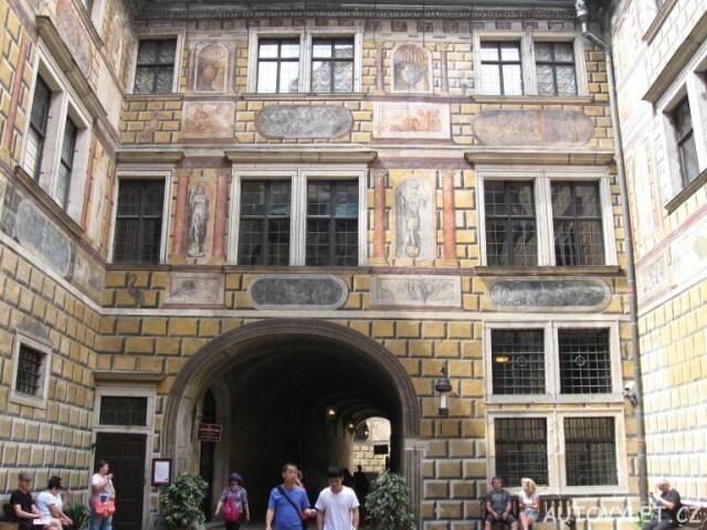 Český Krumlov - hrad a zámek 15