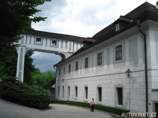 Český Krumlov - kostel 6