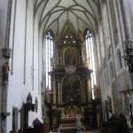 Český Krumlov - kostel 10