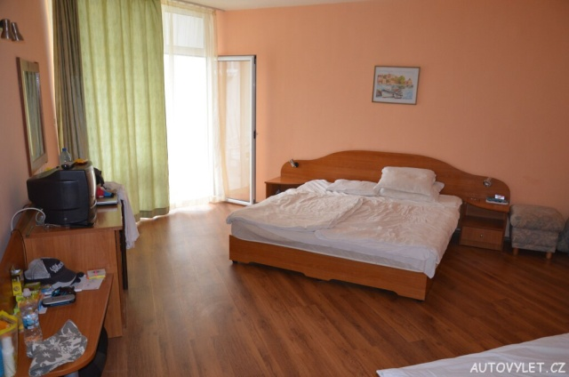 Hotel Avliga beach - Slunečné pobřeží Bulharsko 31