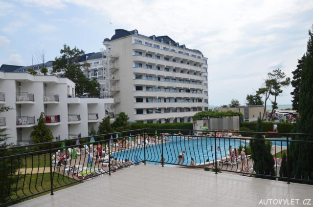 Hotel Avliga beach - Slunečné pobřeží Bulharsko 34