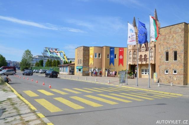 Action Aquapark - Sunny beach- Bulharsko 2