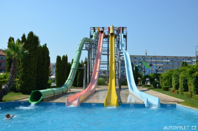 Action Aquapark - Sunny beach- Bulharsko 25