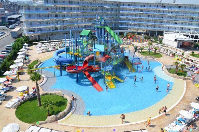 Action Aquapark - Sunny beach- Bulharsko 26